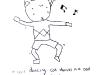 A Dancing Cat
