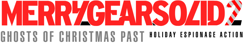 Merry Gear Solid 2 Logo
