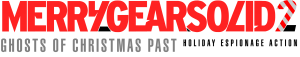 Merry Gear Solid 2 Logo